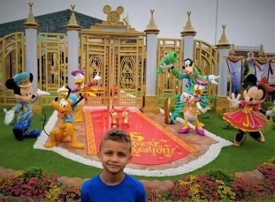 Tokyo - Japan Disneyland 35th anniversary