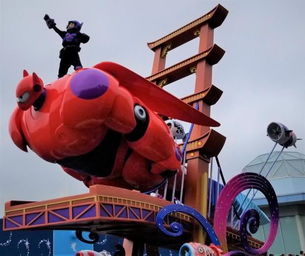 Tokyo Disneyland 35th anniversary Dreaming Up Parade