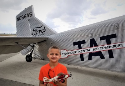Flying the Ford Trimotor