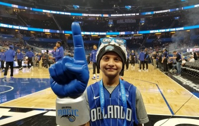 Orlando Magic Fan Experience