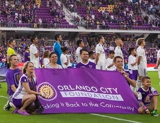Orlando CIty Soccer Fun & Games