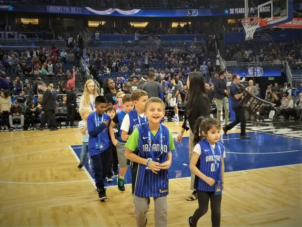 Orlando Magic 2019 Playoffs! - Player Introductions