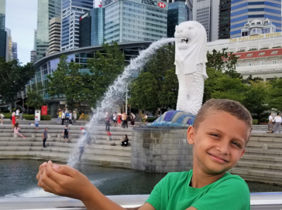 Exploring Singapore and Chicken Rice