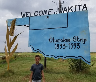 Wakita Oklahoma Twister Movie Museum and sites