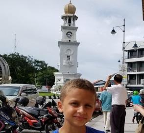 Shopping in Penang Malaysia