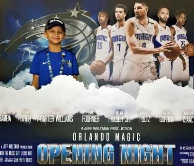 Orlando Magic 2019 Opening Night Intro