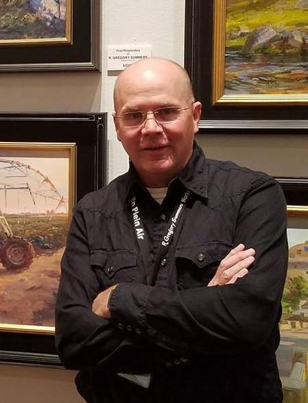 Greg Summers, MVIS