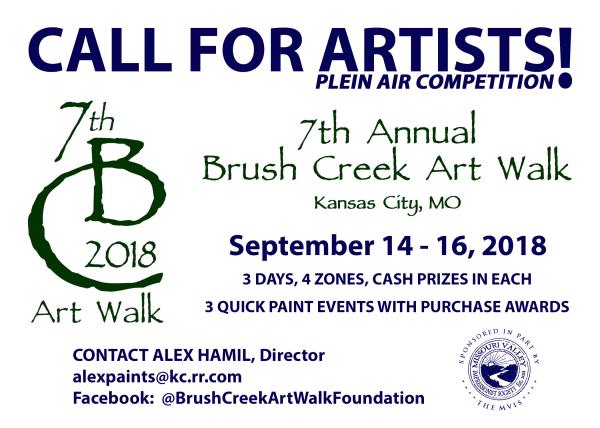 Brush Creek Art Walk