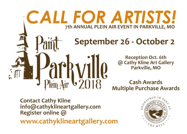 Paint Parkville Plein Air
