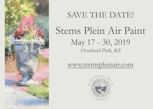 Stems Plein Air 2019