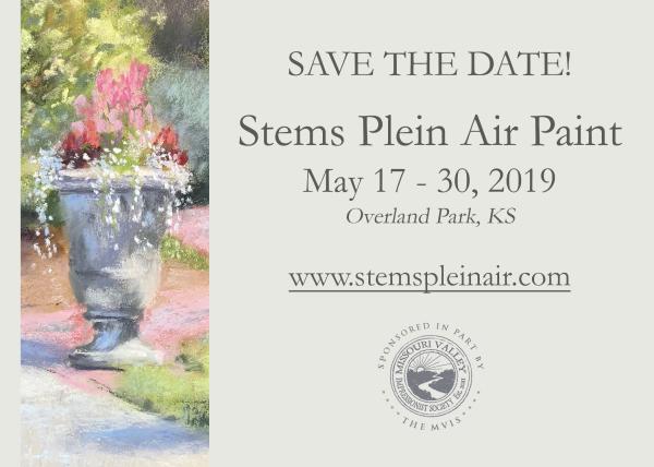 Stems Plein Air 2019