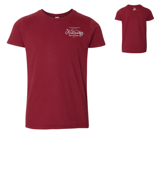 Youth Fine Jersey T-Shirt  #2201W