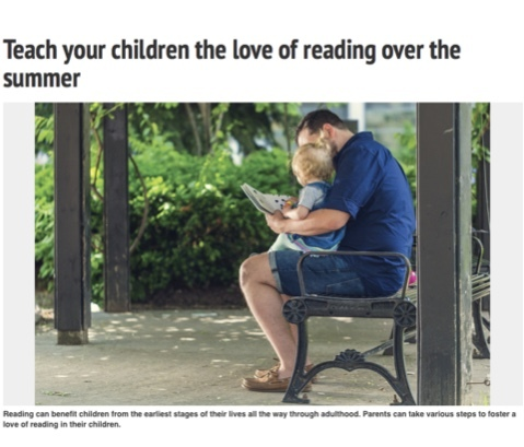 Summer Reading for Your Kids