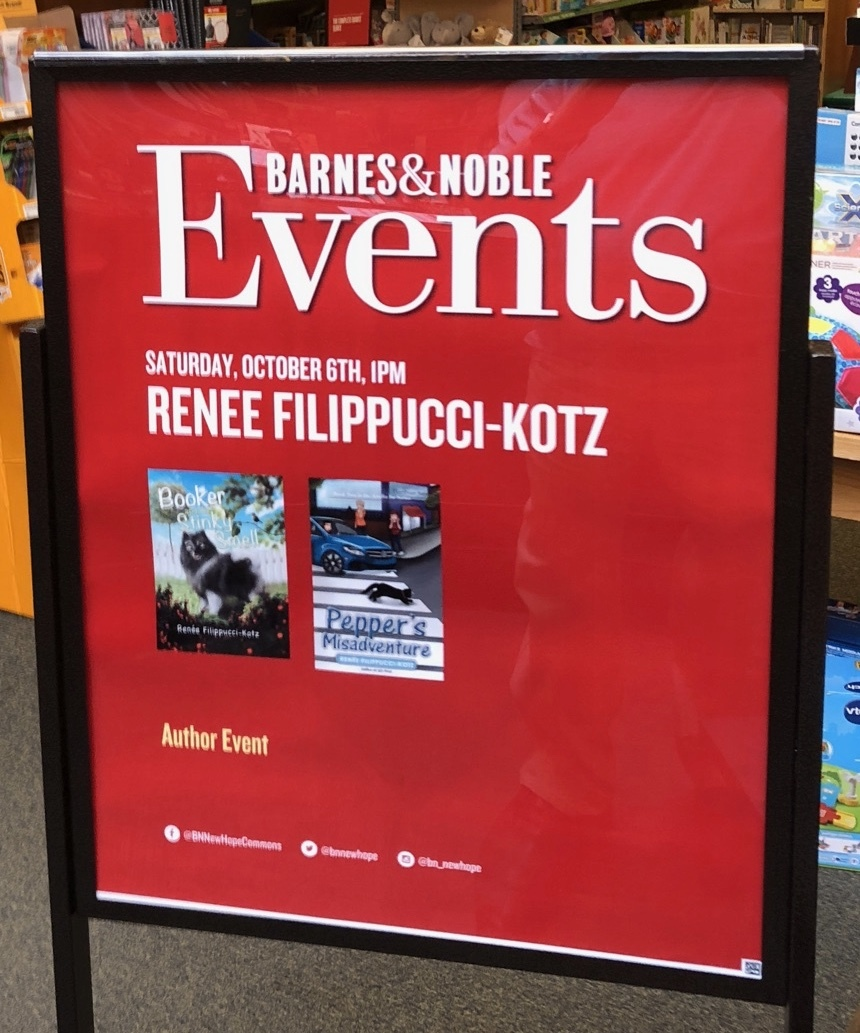 Book Signing Event