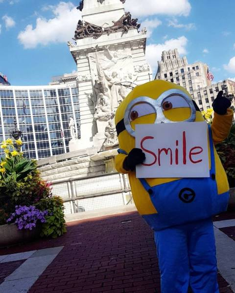 SMILE INDY!