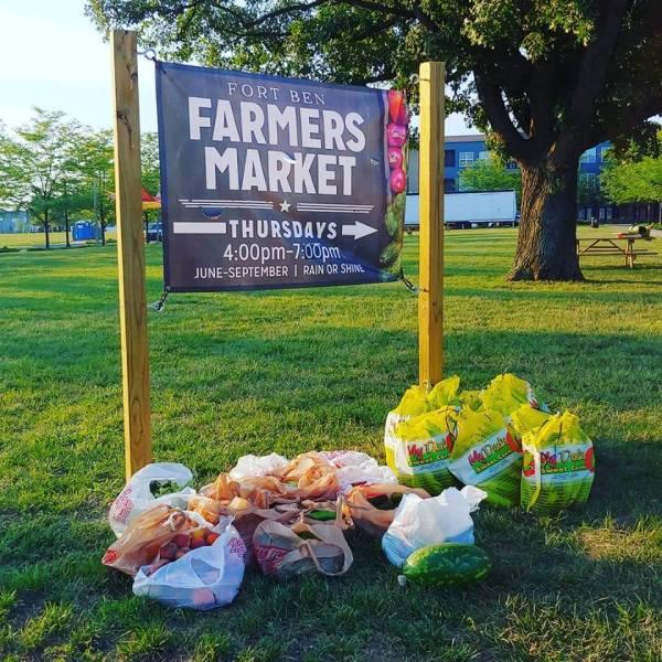 Fort Ben Farmer's Market