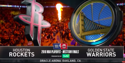 Golden State Warriors vs Houston Rockets Full Game Highlights   Game 4   2018 WCF   May 22, 2018