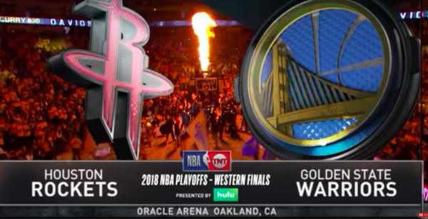 Golden State Warriors vs Houston Rockets Full Game Highlights | Game 4 | 2018 WCF | May 22, 2018