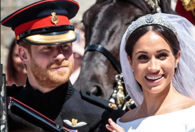 From blind date to wedding. Watch this most romantic wedding story. The Royal Wedding