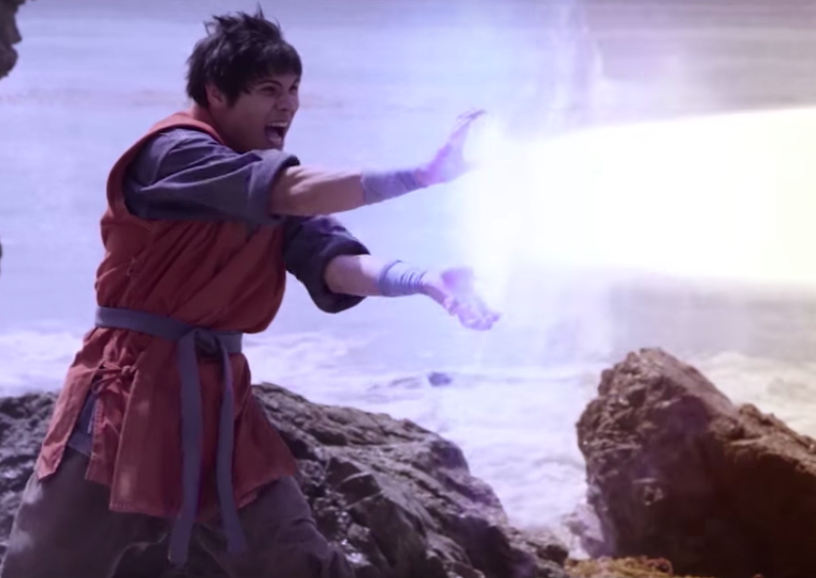 Live Action! DragonBall Z