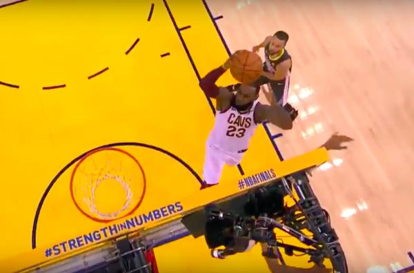NBA Finals 2018 Game 2 - Warriors vs. Cavaliers Game 2