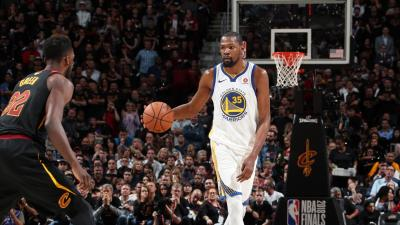 NBA game 3 / gull game highlights / June 6, 2018 / GSW vs CAVS