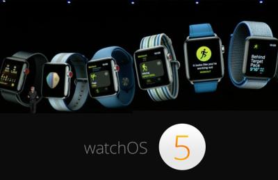 Update! watchOS 5