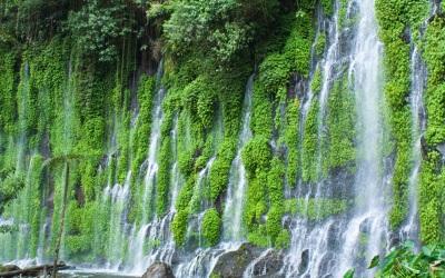 Most enchanted falls in Mindanao - Asik-asik falls