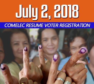 Registration - Commission on Elections (COMELEC)