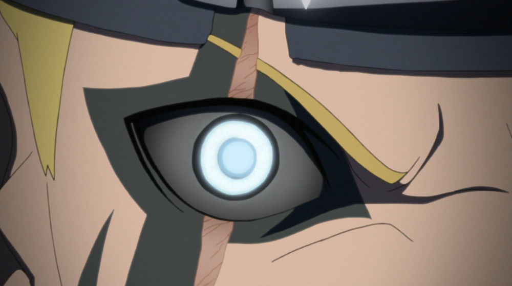 Can boruto achieve the Ultimate Eye?