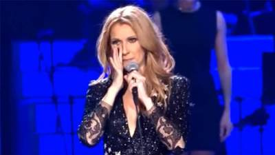 Filipino Fans Made Celine Dion Cry Manila Concert
