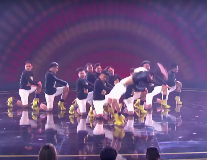 Standing Ovation : Philippine Junior New System America's Got Talent 2018
