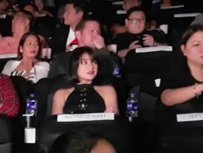 ZanJoe nilapitan si Bea Alonzo sa cinema! Panoorin!  Netizen's reactions/comments