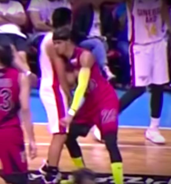 Netizen's feedback   Fake or Hindi? Thompson    PBA Finals G2