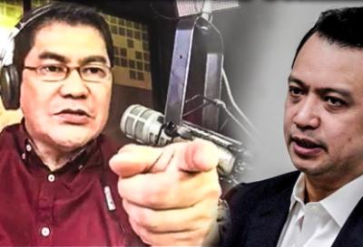 Netizens nakisali na! Muntik ng suntukin si Trillanes