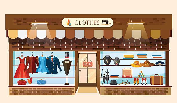Choosing a Clothing Store
