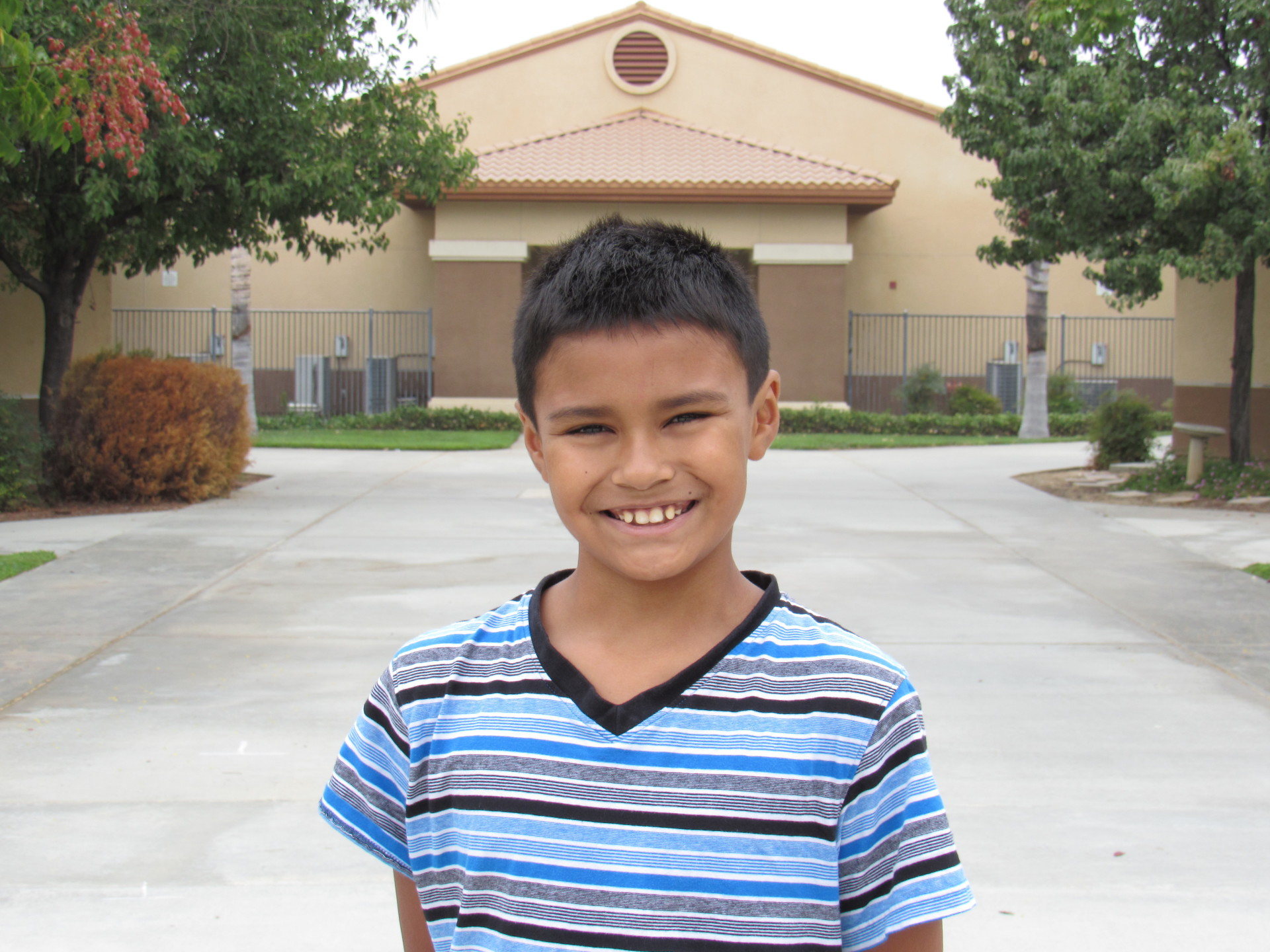 I will work to provide more educational options for future generations. ~ Ernesto