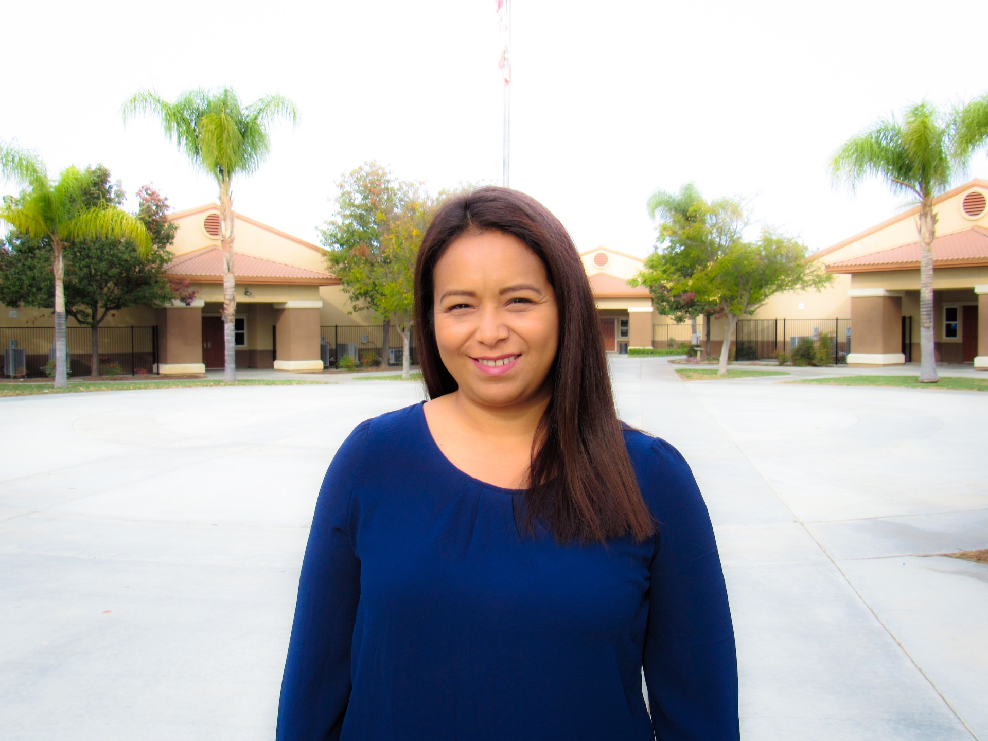 I will work relentlessly for students to have a clean and safe environment, in which their learning experience will be enhanced.  ~ Susana