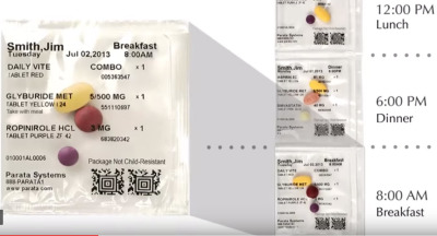 Multi-dose Strip Packaging Available