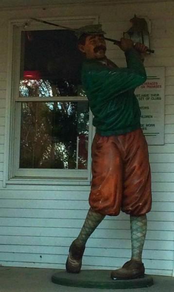 The Vintage Golfer