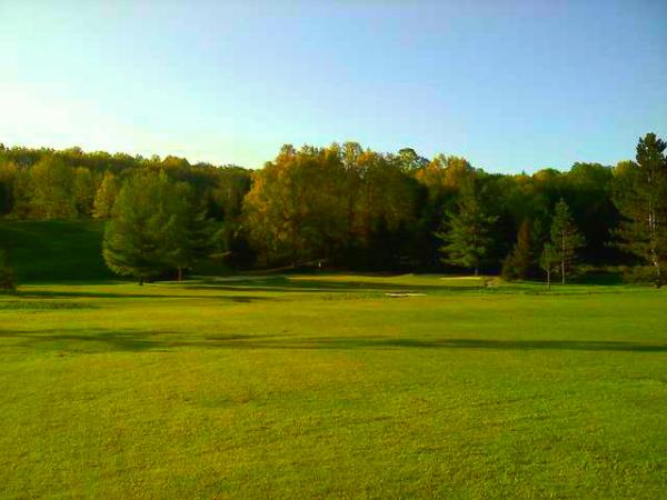 Fall at Green Ridge Golf Course