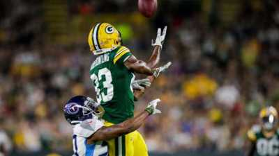 Live In-Game Thoughts From Packers-Titans Preseason Game