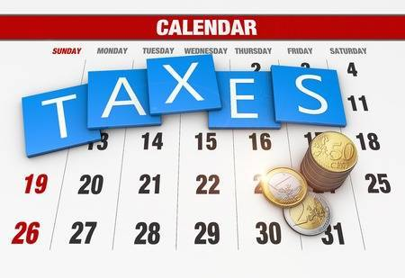 IRS reminders – Tax deadlines September 17, 2018