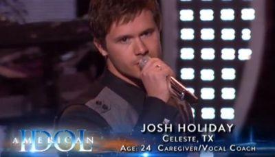 Joshua Holiday