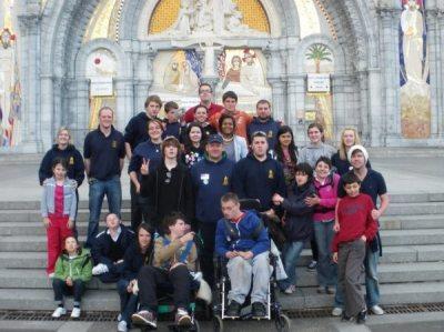 HCPT Lourdes Pilgrimage