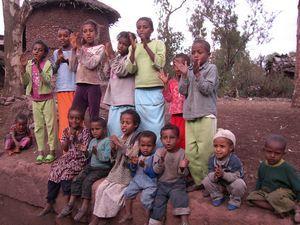Ethiopia Orphanage