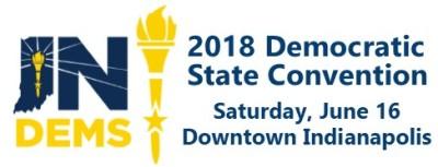 DEMOCRAT STATE CONVENTION
