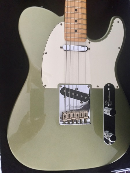 2012 Fender Telecaster American Standard