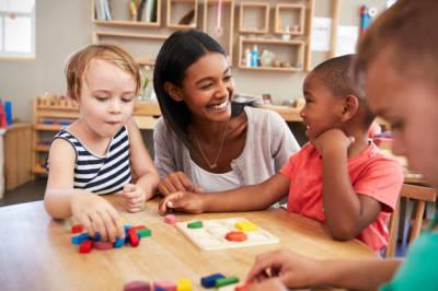 Essential Tips for Teaching Kindergarten