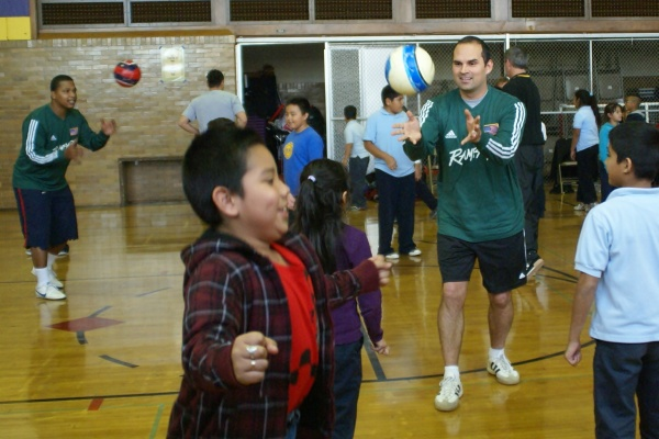 ALBA School Soccer Camp